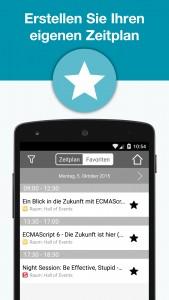 IPC Mobile App - Zeitplan