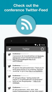 IPC Mobile App - Twitter Feed