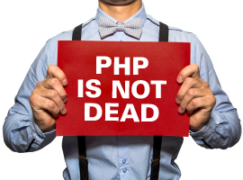 PHP is not dead
